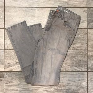 Like new children's place grey jeans size 18